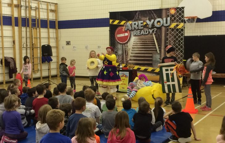 LAFS Canada Fire Safety Play